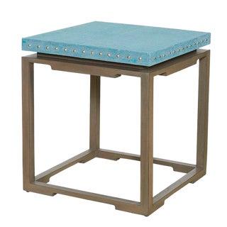 Shangai Raffia Side Table