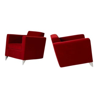 """Philippe Starck chairs """"Len Niggleman"""" for the Royalton Hotel"""