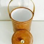 Image of George Briard Mid-Century Modern Ice Bucket