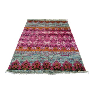 """Hand-Knotted Belmar Rug - 5'3"""" X 7'6"""""""