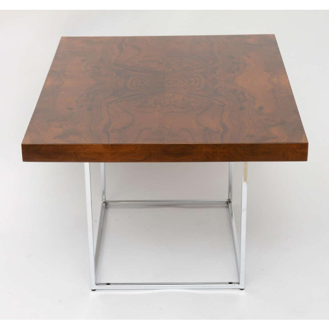 Milo Baughman Rosewood Coffee/Side Table - Image 4 of 10