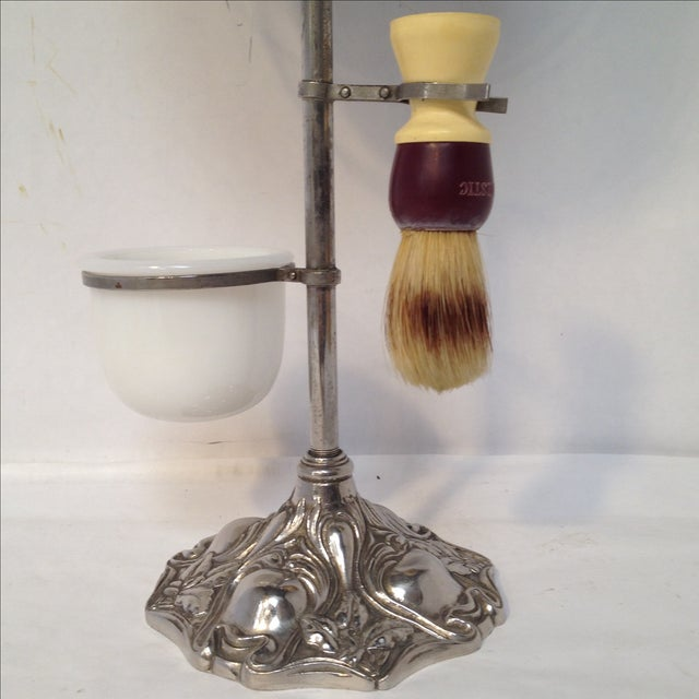 Antique Shaving Stand - Image 6 of 11