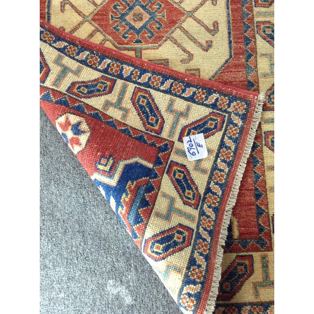 Hand Knotted Wool Rug - 3' x 5' - Image 6 of 7