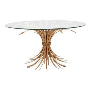 Coco Chanel Wheat Sheaf Coffee Table