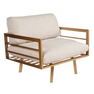 Teagan Gold Accent Chair