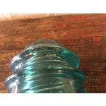 Image of Blue Glass Insulator