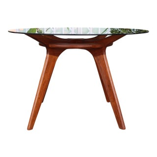 Mid century Walnut Dining Table by Adrian Pearsall