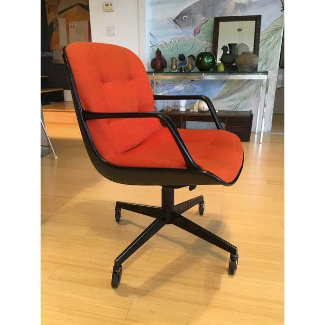 "Steelcase Rolling ""Pollack"" Swivel Office Chairs - Image 7 of 11"
