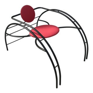Les Amisco Post Modern Quebec 69 Spider Chair