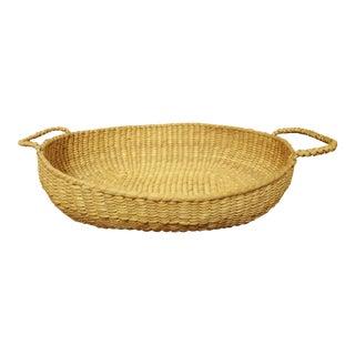 Native American Hand Woven Basket