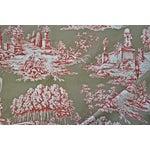 Image of Manuel Canovas Jouvence Cotton Fabric - 4 Yards