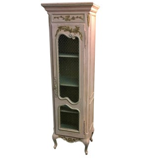 Italian Rococo Hand Crafted Cabinet