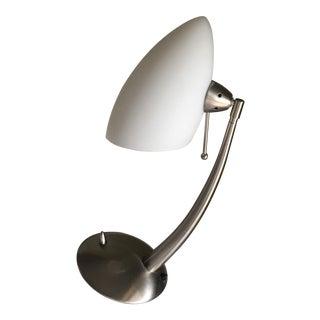 Modern Stainless Steel Lamp