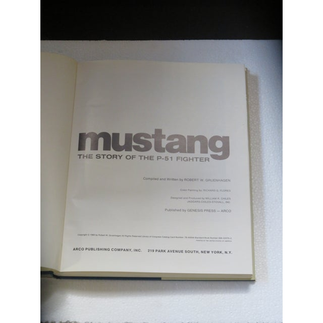 Vintage 'Mustang, Story of the P-51 Fighter' Book - Image 4 of 6