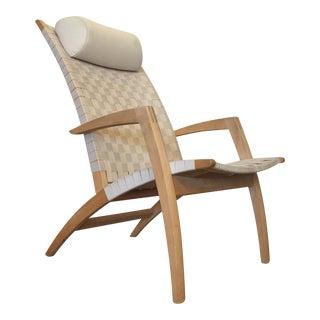 Bill Potter Danish Modern Lounge Chair