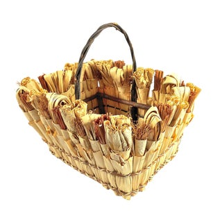 Primitive Rustic Thanksgiving Basket
