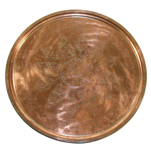 Image of Vintage Copper Tray