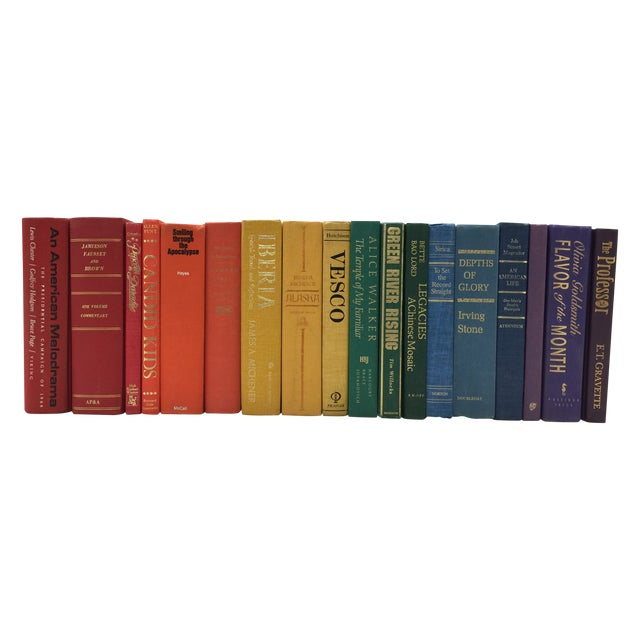 Image of Rainbow Book Collection - Set of 18
