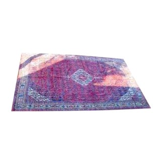 Hand Knotted Kashan Rug - 10.6′ × 17.41′