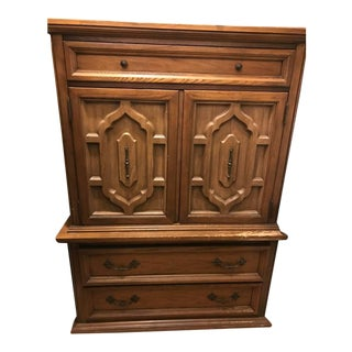 Vintage used armoires chairish for Armoire new york city