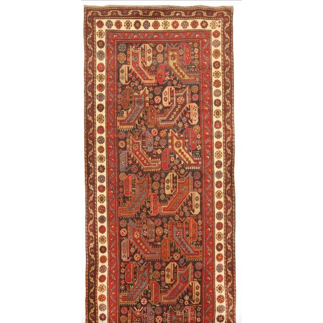 Image of Antique Caucasian Talish Rug