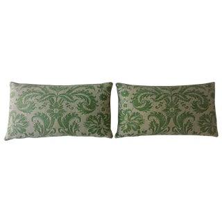Fortuny Demedici Lumbar Pillows - A Pair