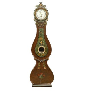 Swedish Antique Mora Clock
