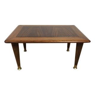 Children's Walnut Table