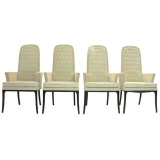 Erwin Lambeth Regency Dining Chairs - Set of 4