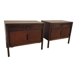 Mid-Century Basic Witz Nightstands - A Pair