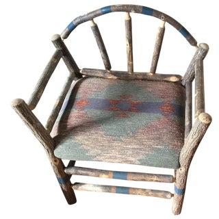 Vintage Ralph Lauren Southwestern Chairs - Pair