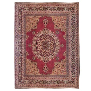 Early 20th Century Persian Kirmanshah Carpet