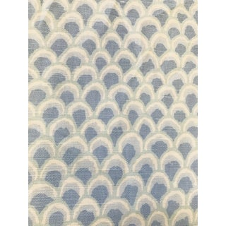 "Brunschwig & Fils ""Pave"" Fabric - 1 1/2 Yards"