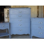 Image of Vintage French Provincial Nightstand ASCP