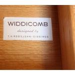 Image of T.H. Robsjohn-Gibbings for Widdicomb Walnut Chest of Drawers