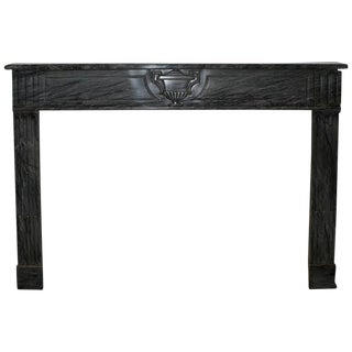 French Directoire Marble Mantel