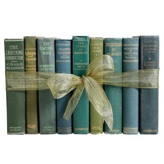 Vintage Green Gift Set, S/9