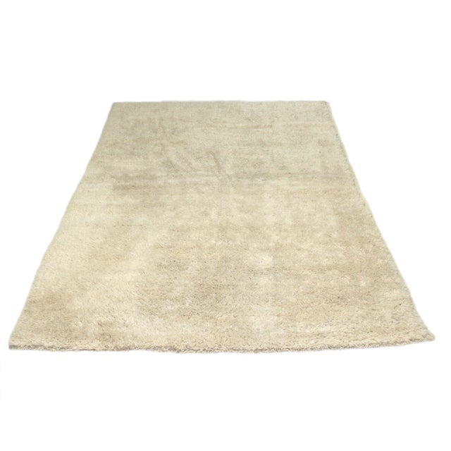 "Contemporary Vintage Tulu Rug - 4'6"" X 8'5"" - Image 4 of 4"