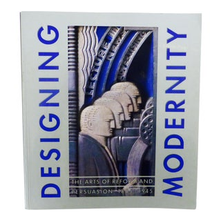 'Designing Modernity' Coffee Table Book