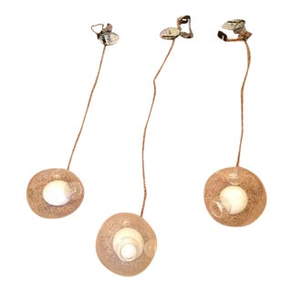 Bocci Pendants - Set of 3