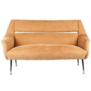Carlo de Carli Style Italian Sofa