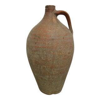 Antique Greek Pottery Stamna