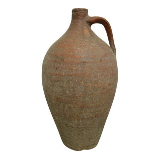 Antique Greek Pottery Stamna