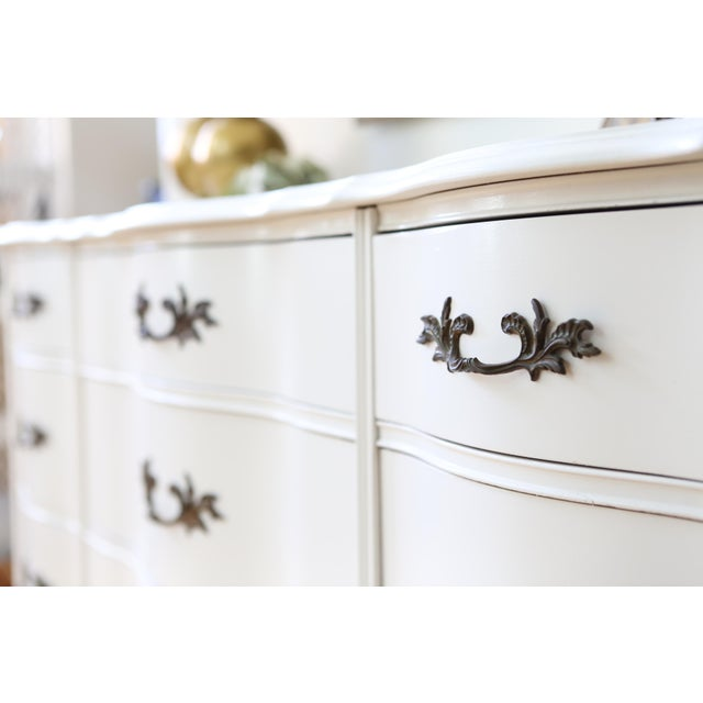 Image of Shabby Chic French Provincial Vintage Dresser by Bassett
