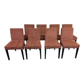 Ligne Roset French Line Dining Chairs - Set of 8