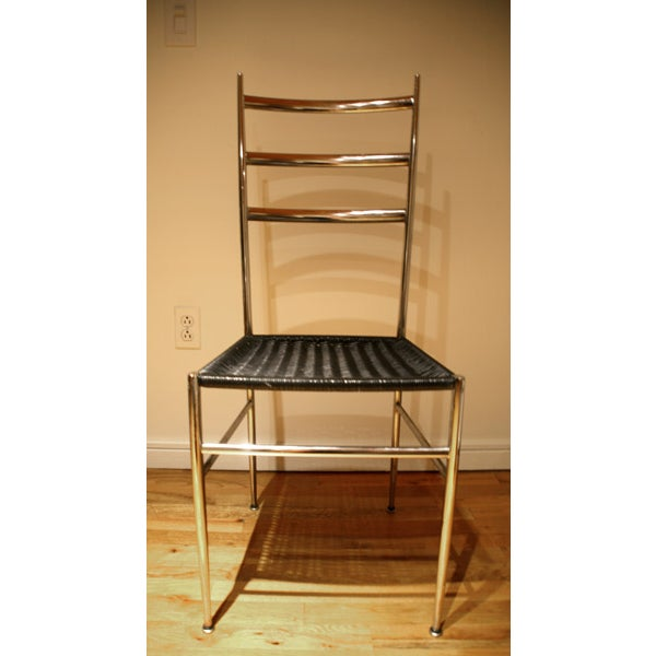 Ponti / Starck Superleggera Ladderback Chairs - 2 - Image 5 of 5