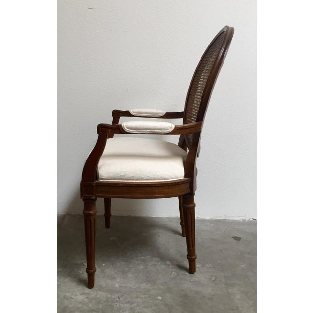Image of Louis XVI Style Dining Chairs- Set of 6