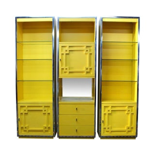 Regency Fretwork 3-Piece Modular Cabinet