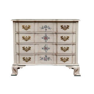 Chippendale Style Chest of Drawers by Jasper