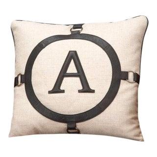 Sarreid Ltd. Black a Pillow